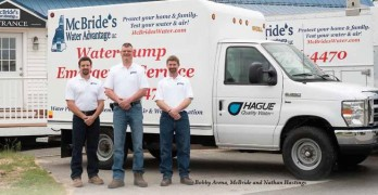 Dealer Profile: McBride's Water Advantage Takes On Small New Hampshire's Big Water Issues