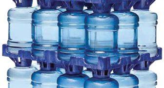 Apiladores de botellas