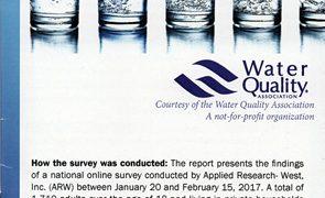 Encuesta de calidad del agua