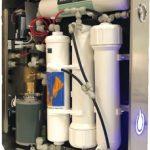 Sistema de ósmosis inversa sin tanque
