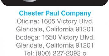 La Empresa Chester Paul Company Prospera Formando Relaciones