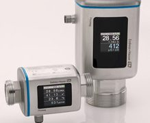 Caudalímetro electromagnético